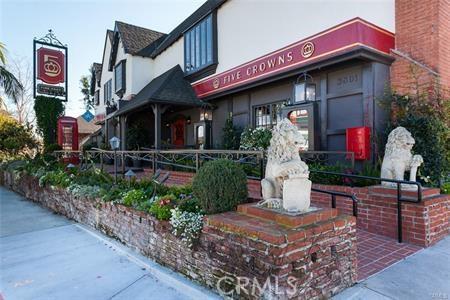 504 Jasmine Avenue Unit A Corona Del Mar, CA 92625 - MLS #: OC18087868