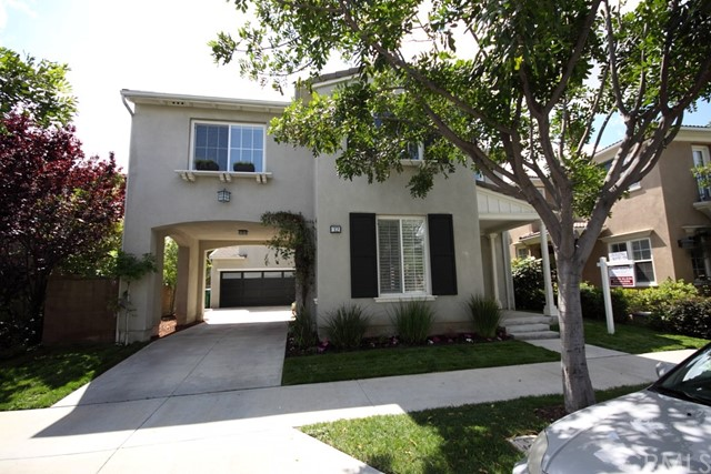 Single Family Home for Rent at 32 Sutton Irvine, California 92618 United States