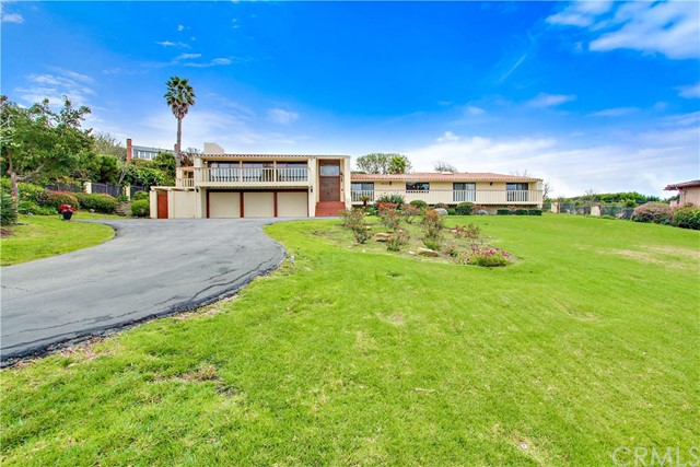 Single Family Home for Rent at 1808 Via Coronel Palos Verdes Estates, California 90274 United States