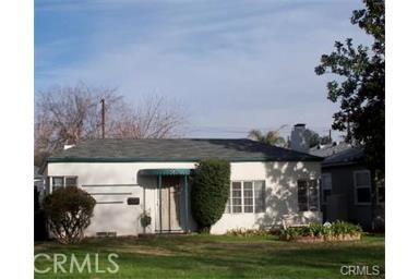 Single Family Home for Sale at 2839 Stoddard Avenue N San Bernardino, California 92405 United States