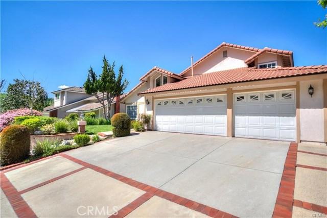 1020 S Burlwood Drive  Anaheim Hills CA 92807