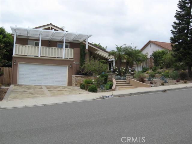 26575 Aracena Drive Mission Viejo CA  92691