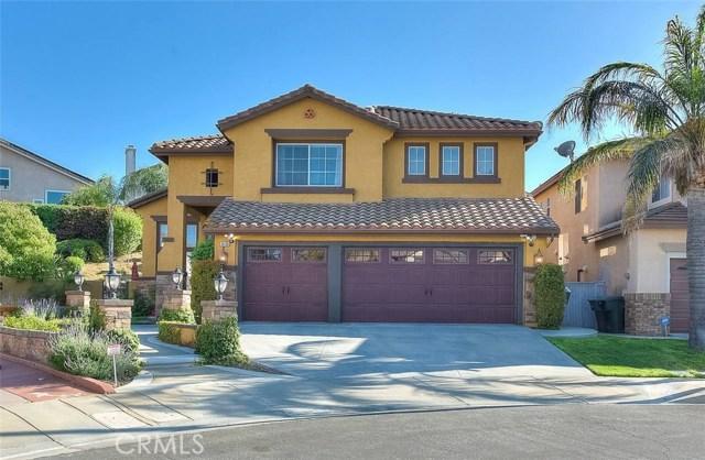 16158 Crooked Creek Court,Chino Hills,CA 91709, USA