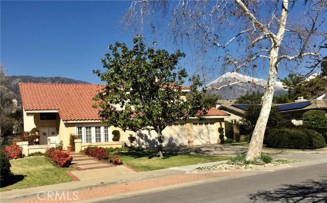 Photo of 311 E Dunbarton Place, Claremont, CA 91711
