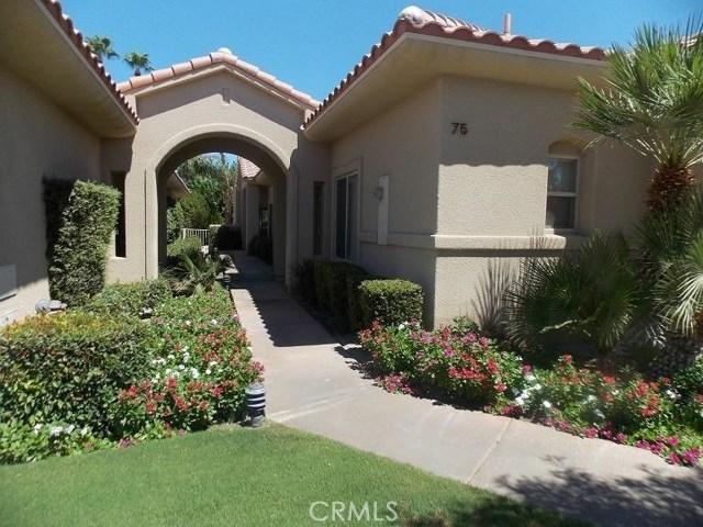 75 Kavenish Drive Rancho Mirage, CA 92270 - MLS #: 21464483DA