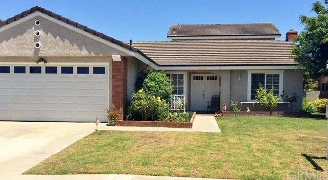 Single Family Home for Sale at 16390 Sycamore St Fountain Valley, California 92708 United States
