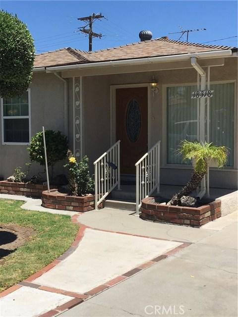 Single Family Home for Sale at 18318 Seine Avenue Artesia, California 90701 United States
