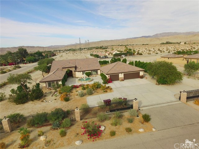 73512 Arabian Court Thousand Palms, CA 92276 - MLS #: 217015034DA
