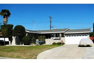 Single Family Home for Rent at 10231 Tyhurst Road Garden Grove, California 92840 United States