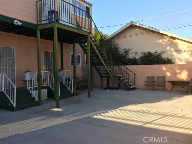 1438 Roland Curtis PL Los Angeles, CA 90062 - MLS #: CV17135955