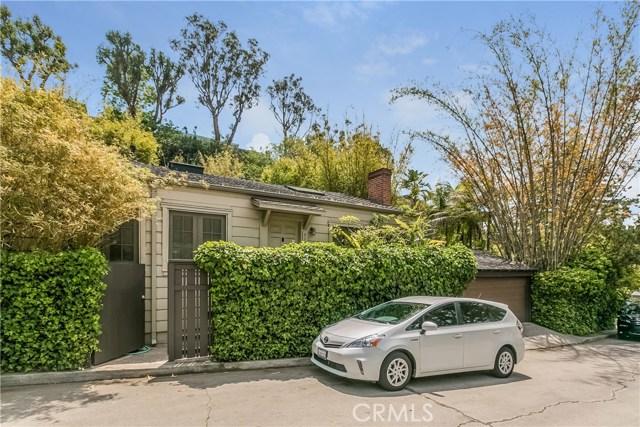 3132 Silverado Drive Los Angeles, CA 90039 - MLS #: WS18110487