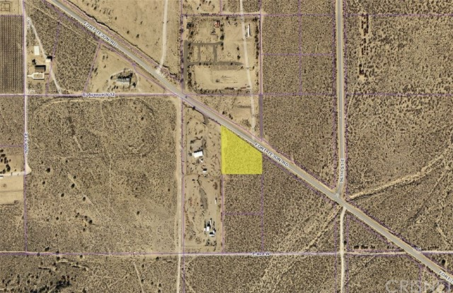 0 Vac/Fort Tejon Pav /Vic 94th S Palmdale, CA 93550 - MLS #: SR17158463
