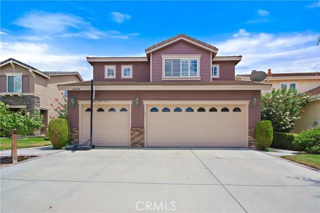 独户住宅 为 销售 在 26024 Ohara Lane Stevenson Ranch, 91381 美国