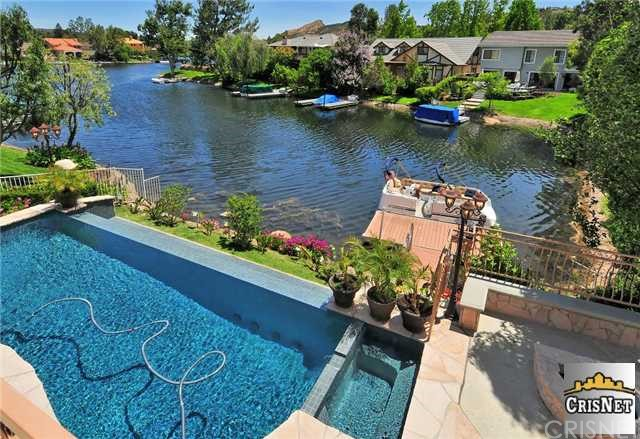 Single Family Home for Rent at 3800 Weatherly Circle Westlake Village, California 91361 United States