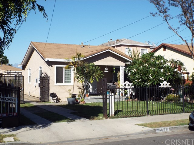 3649 Beck Av, Bell, CA 90201 Photo