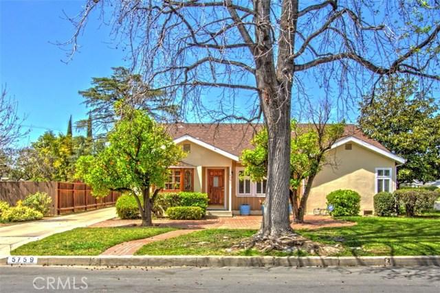5759 Calhoun Avenue, Sherman Oaks, CA 91401