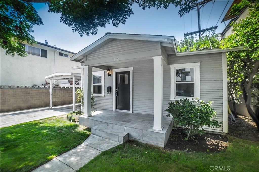 1139 N COLUMBUS Avenue, Glendale, CA 91202