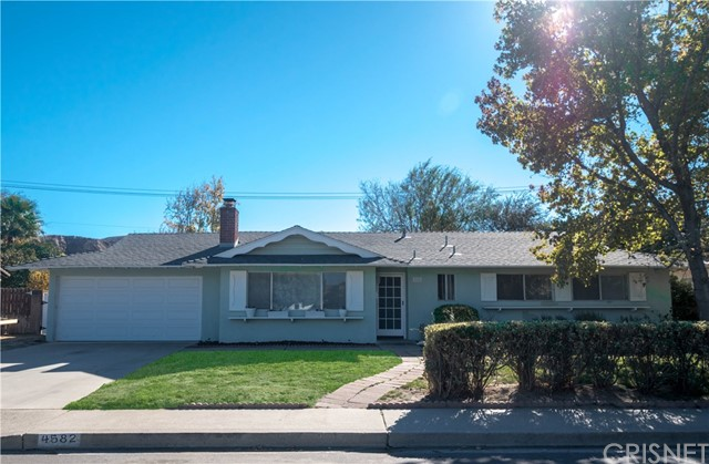 Single Family Home for Sale at 4582 Alpine Street 4582 Alpine Street Simi Valley, California 93063 United States