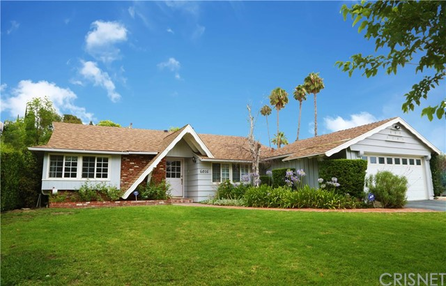 6016 Le Sage Avenue, Woodland Hills CA 91367