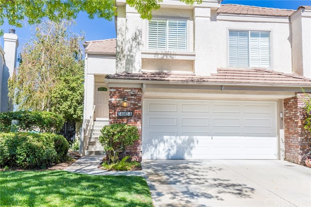 24602 Brighton Drive A Valencia, CA 91355 is listed for sale as MLS Listing SR16200192