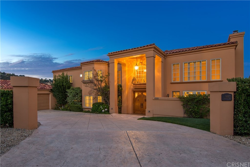 600 SCHUEREN Road, Malibu, CA 90265