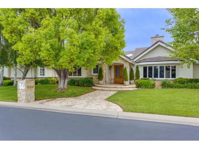 1039 Vista Ridge Lane, Westlake Village CA 91362