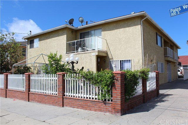 1101 S Palos Verdes Street San Pedro, CA 90731 - MLS #: SR18118161