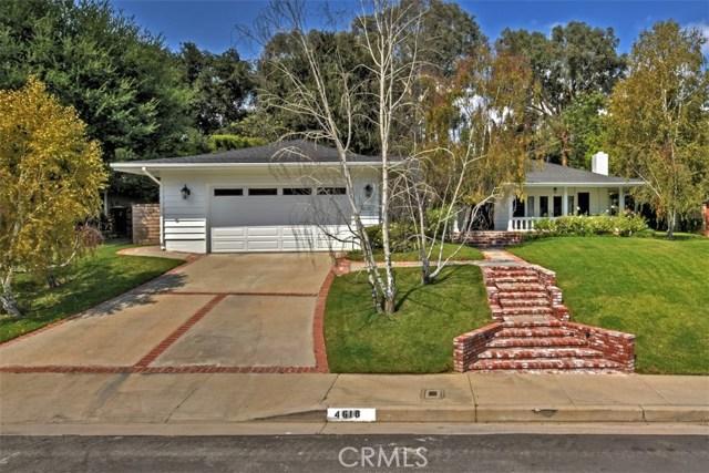 4618 Cerrillos Drive, Woodland Hills CA 91364
