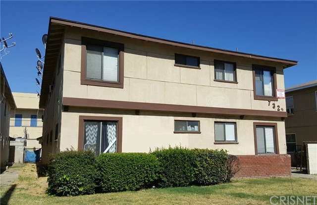 Single Family for Sale at 7328 Vista Del Monte Avenue Van Nuys, California 91405 United States