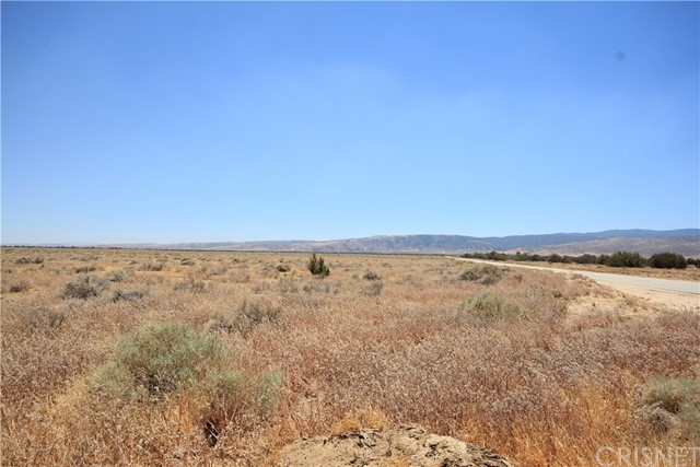Land for Sale at Vac/Cor Avenue D Pav /210 Stw Fairmont, 93536 United States