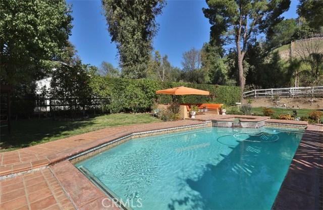 5464 JED SMITH Road Hidden Hills, CA 91302 - MLS #: SR18024512