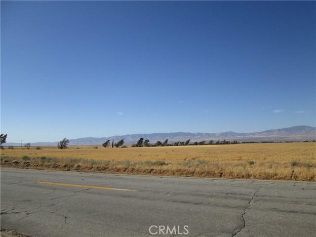 0 Lancaster Rd at 190th St West Fairmont, CA 93536 - MLS #: SR18227156