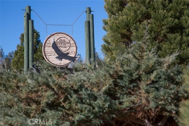 2309 Sycamore Lane Pine Mtn Club, CA 93225 - MLS #: SR17054524