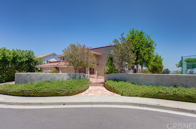 Single Family Home for Sale at 19470 Twin Hills Place Porter Ranch, California 91326 United States