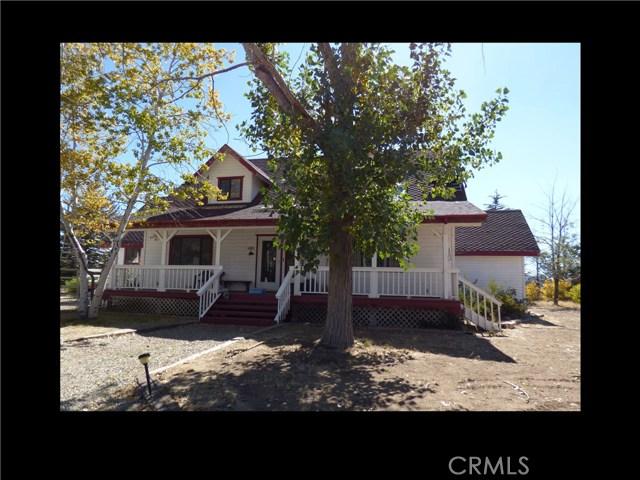 独户住宅 为 销售 在 10253 Fox Lane Frazier Park, 93225 美国