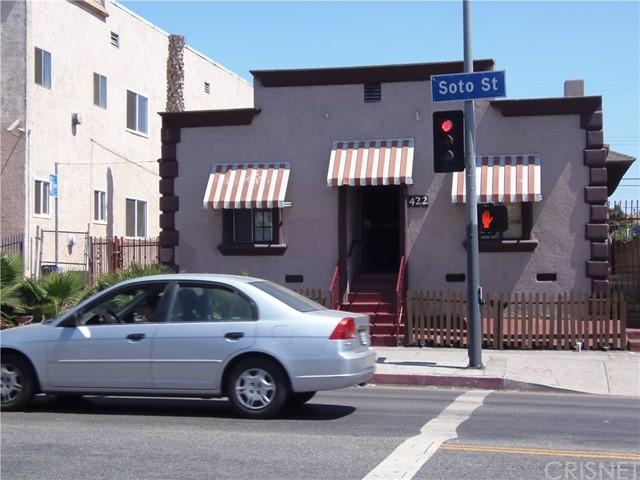 Hotel / Motel for Sale at 422 N Soto Street 422 N Soto Street Los Angeles, California 90033 United States