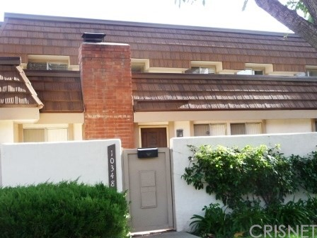 Townhouse for Rent at 10348 Larwin Avenue Chatsworth, California 91311 United States