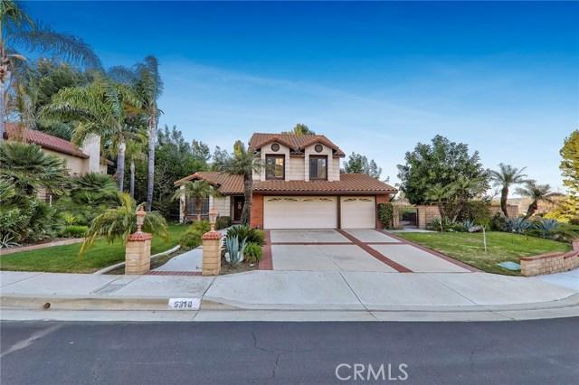 5310 E Big Sky Lane 92807 - One of Anaheim Hills Homes for Sale