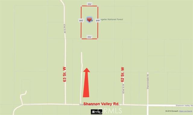62 St. W , Ave. T-12 & Shannon Valley Road, Acton CA: http://media.crmls.org/mediascn/094f8700-baea-40c2-825a-4c2411d567d8.jpg