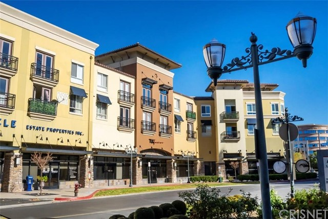 Detail Gallery Image 1 of 1 For 24505 Town Center Dr #7409,  Valencia,  CA 91355 - 1 Beds | 1 Baths