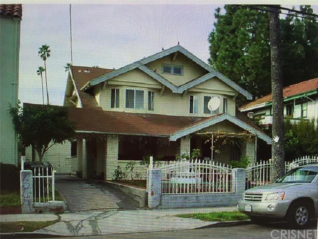 Single Family for Sale at 1807 Wilton Place N Hollywood, California 90028 United States