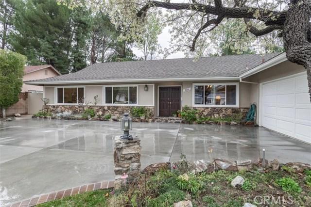 8204 Clemens Avenue West Hills, CA 91304 - MLS #: SR18238841