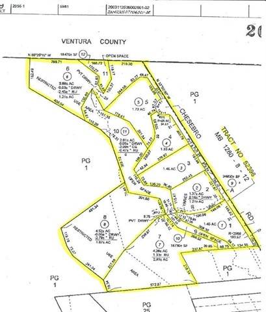 6461 CHESEBRO Road Agoura Hills, CA 91301 - MLS #: SR17175492