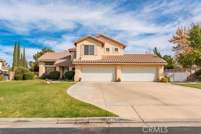 41764 Stratford Cr, Palmdale, CA 93551 Photo