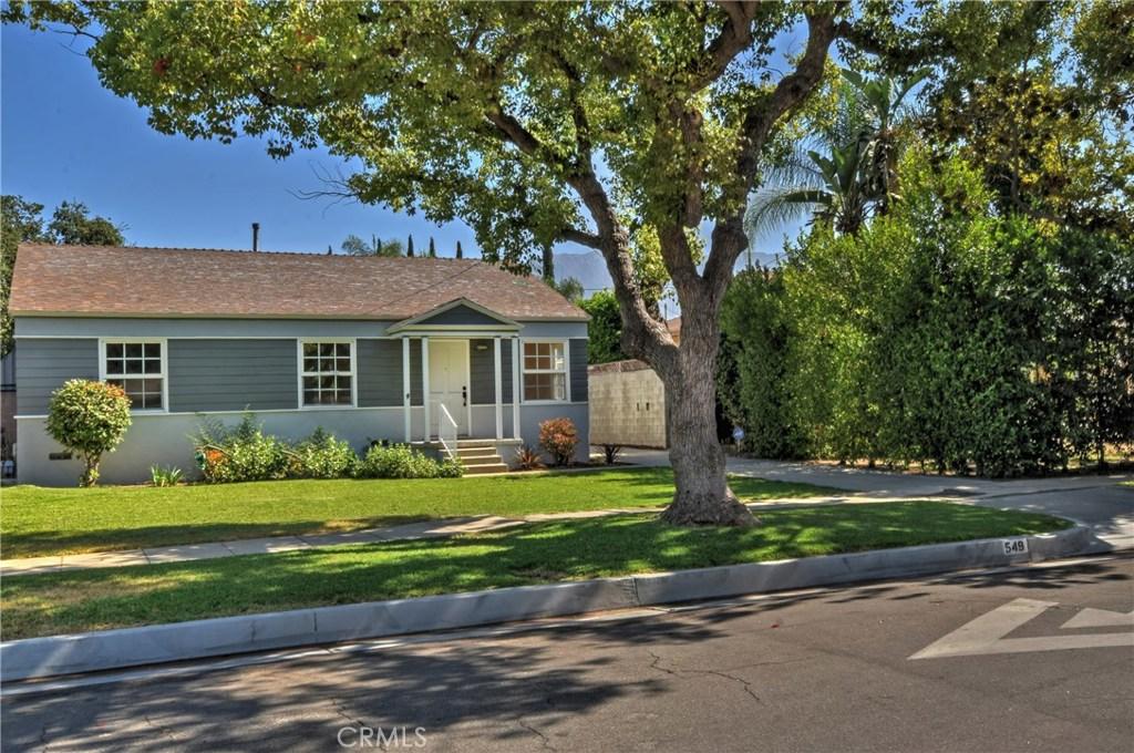 549 W CLAREMONT Street, Pasadena, CA 91103