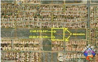 0 0 Vac/Vic 8th Ste/Avenue Lancaster, CA 93535 - MLS #: SR16130502