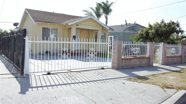 3200 W 109th Street  Inglewood CA 90303
