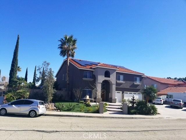 41864 Cabo Court Palmdale, CA 93551 - MLS #: SR18018571