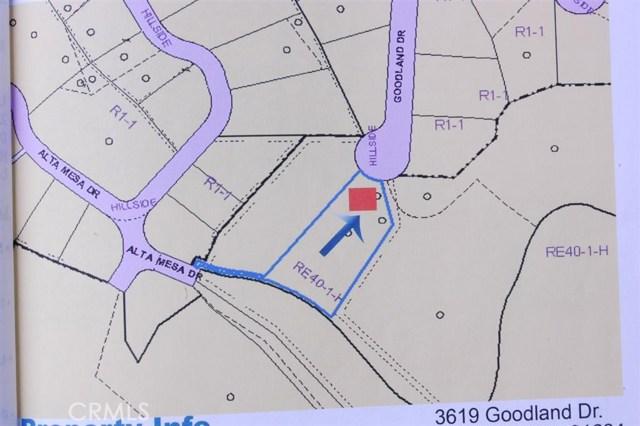 3623 Goodland Studio City, CA 0 - MLS #: SR17086563