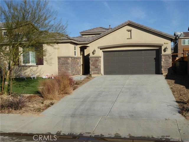 Single Family Home for Sale at 3363 Jaguar Court 3363 Jaguar Court Rosamond, California 93560 United States